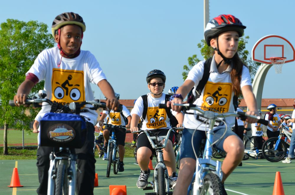 Bike to School Day