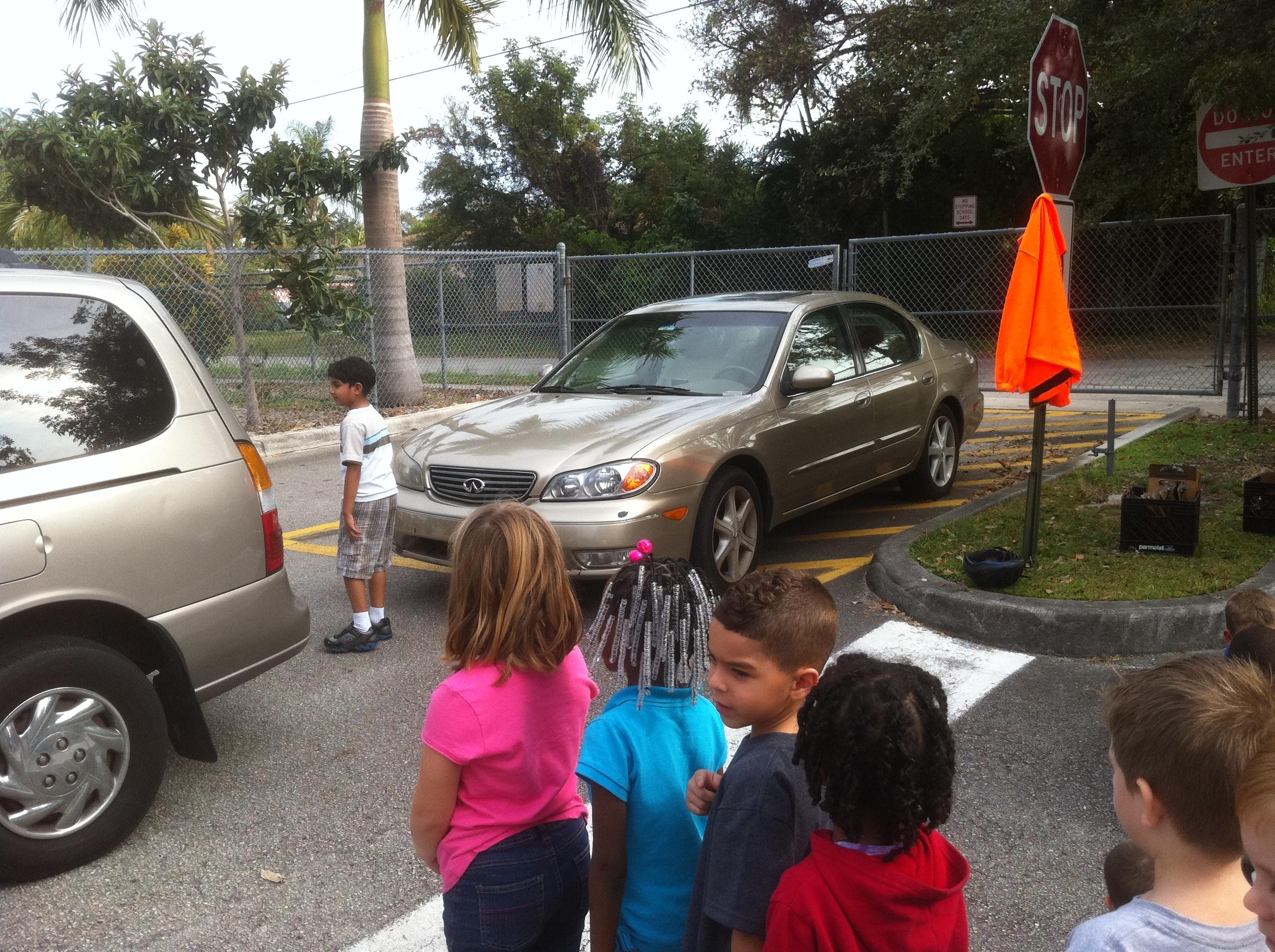 WalkSafe Implementation at Oakridge Elementary School